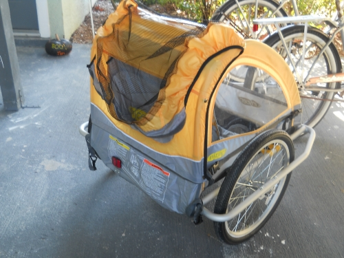 bike trailer economy lifestyle