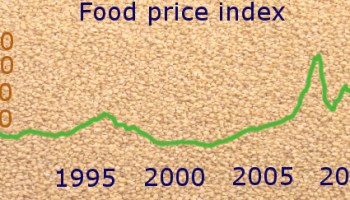 food price increases