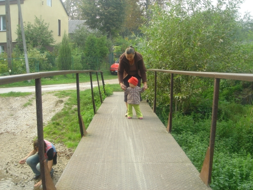 Grandmother daycare
