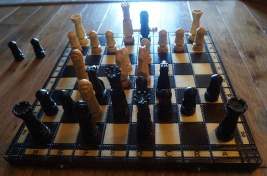 example of a zero sum game