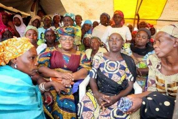 Ngozi-Okonjo-Iweala-Chibok-2