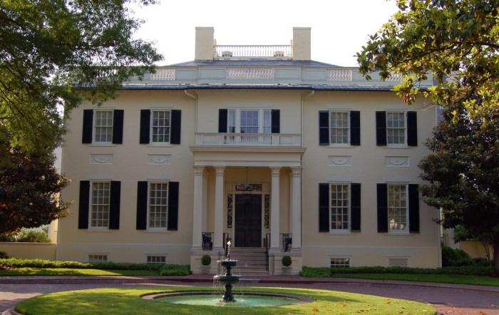 VA mansion