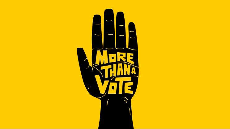 More Than a Vote logo