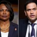 Val Demings Marco Rubio 2022 Midterms Florida Senate