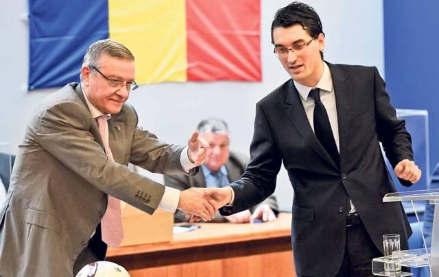 Razvan Burleanu Mircea Sandu FRF
