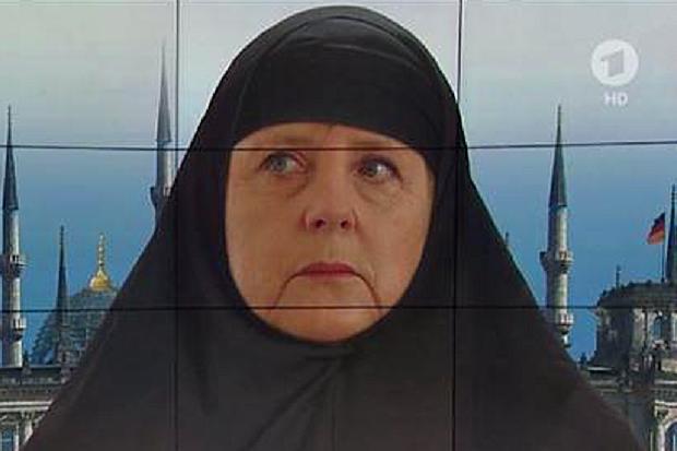 Arab Merkel