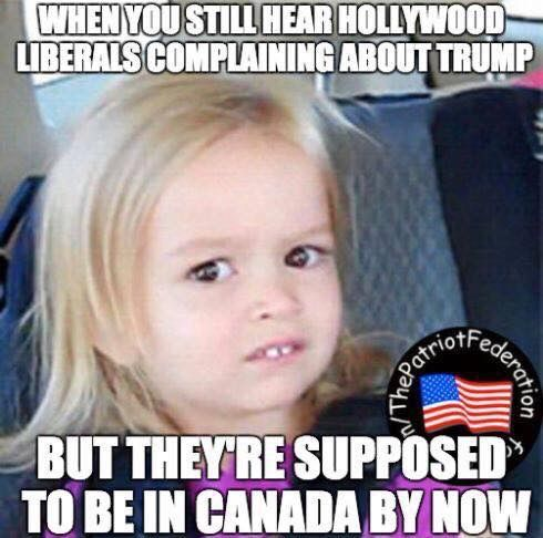 liberals-whining-about-trump-supposed-to-be-in-canada