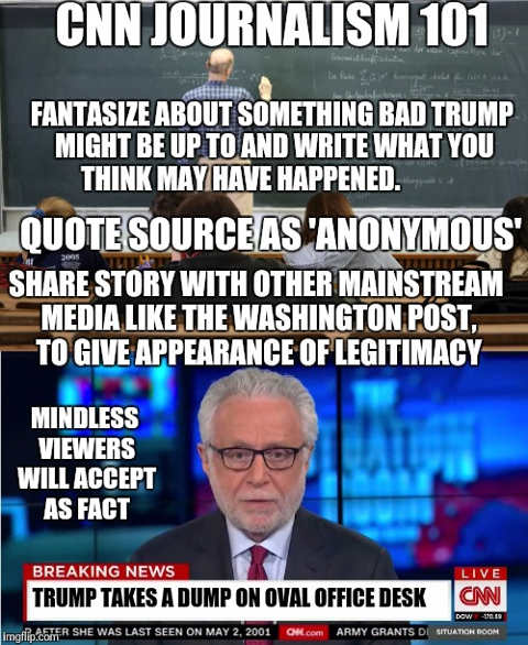 cnn-journalism-quote-anonymous-fantasize-gullible-viewers-believe