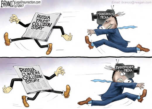 mainstream-media-chasing-collusion-trump-running-from-hillary-collusion