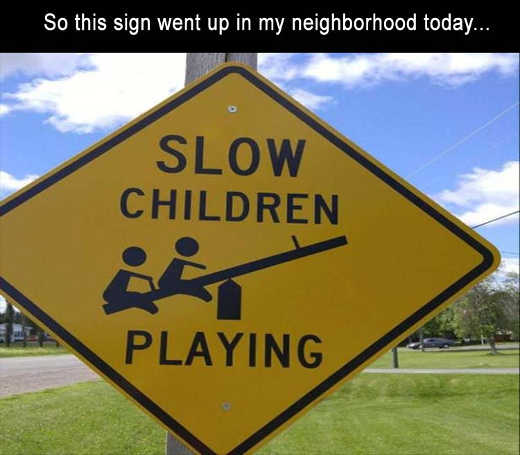 slow-children-playing-sign-teeter-totter