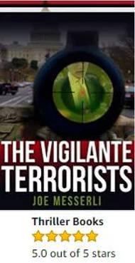 thriller-books-5-stars-joe-messerli-vigilante-terrorists