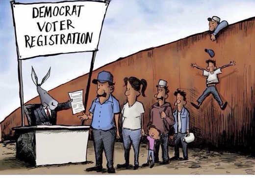 democrat-voter-registration-illegals-hopping-wall