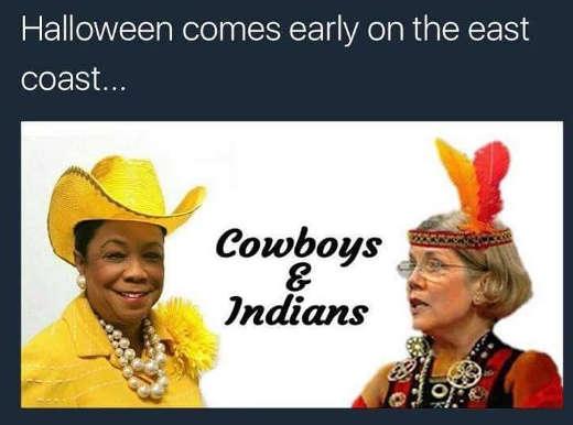 halloween-comes-early-on-east-coast-elizabeth-warren-sheila-jackson-lee