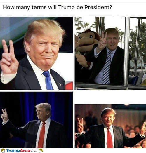how-many-terms-donald-trump-president-2-two