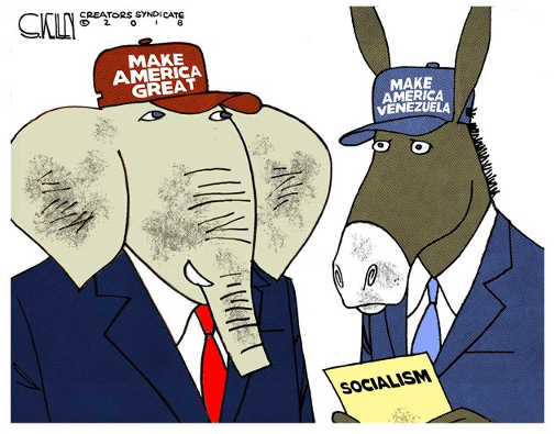 make-america-great-again-democrats-vs-republicans-make-america-venezuela-socialism
