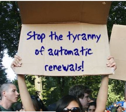protest-sign-stop-tyranny-of-automatic-renewals
