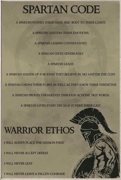 spartan-code-warrior-ethos-poster