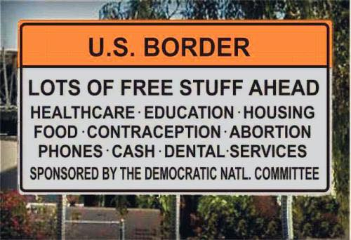 us-border-lots-of-free-stuff-ahead-housing-food-sponsored-by-dnc