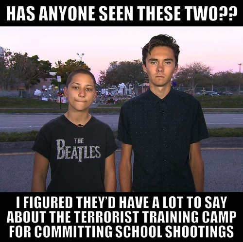 david-hogg-has-anyone-seen-these-two-figured-theyd-be-terrorist-school-shooting-training