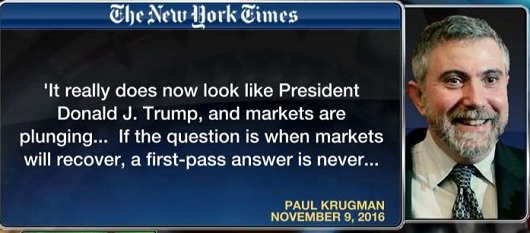 paul-krugman-new-york-time-if-trump-elected-markets-will-never-recover