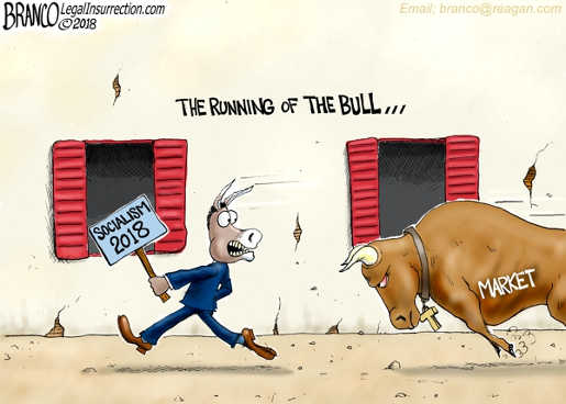 running-of-the-bull-democrats-socialism
