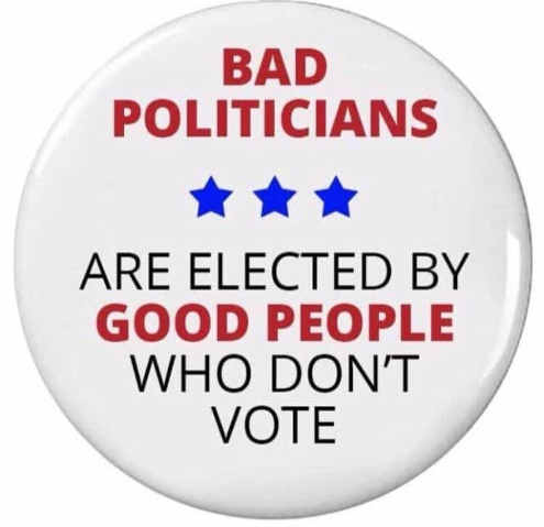 bad-politicians-are-elected-by-good-people-who-dont-vote
