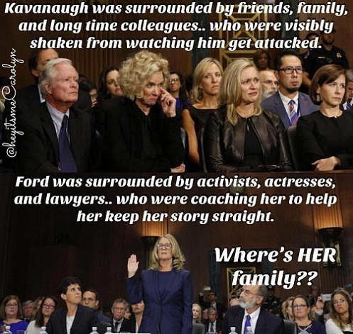 christine-ford-activists-in-back-brett-kavanugh-family-friends-in-background