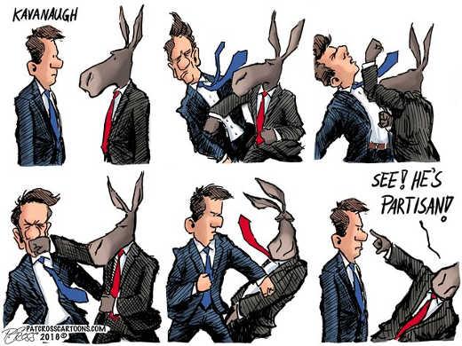 democrats-punching-kavanaugh-punches-back-see-partisan