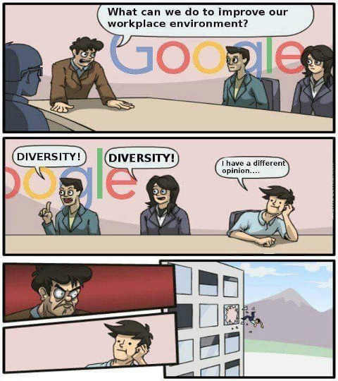 google-what-can-we-do-to-improve-workplace-environment-diversity-i-have-different-opinion-throw-out-window