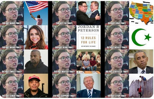 intolerant-liberal-do-not-wave-wear-tweet-support-fix-read-criticize-love-stop