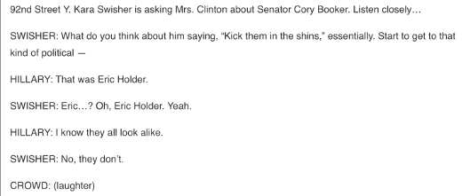 hillary-joke-blacks-all-look-alike-eric-holder-cory-booker