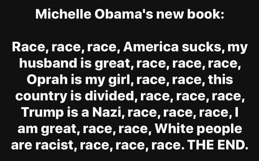 michele-obama-new-book-trump-is-nazi-race-america-sucks-my-husband-is-great