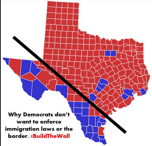 texas-electoral-map-why-democrats-dont-want-wall-or-to-stop-immigration