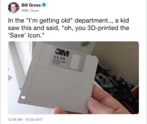 in im getting old department a kid saw floppy disk you 3d printed save icon