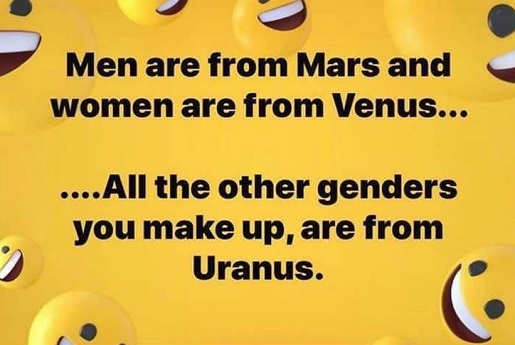 men-are-from-mars-women-are from venus all rest from uranus