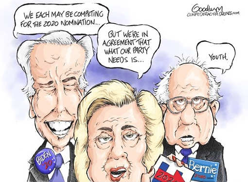 bernie sanders joe biden hillary clinton democrats need youth