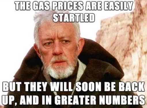 obiwan gas prices easily startled be back and in greater numbers