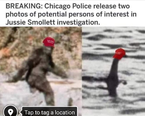 chicago police release photos of potential persons of interest jussie smollette investigation