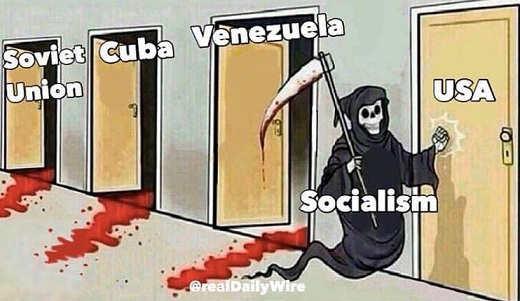 grim reaper soviet union cuba venezuela united states