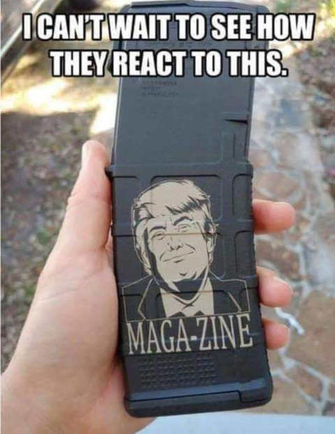 maga zine cant wait to see how they react to this trump