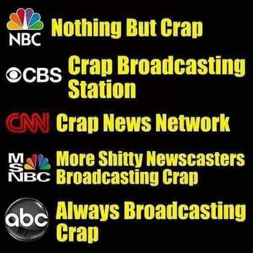 nbc nothing but crap abc cnn msnbc cbs acronoyms