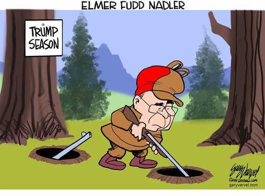 elmen fudd nadler trump season