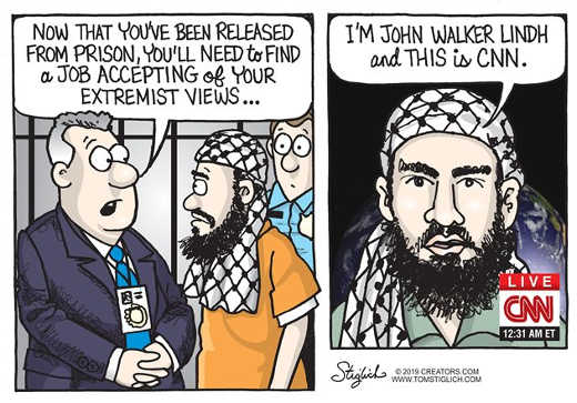 john walker lindh find a home for extremist views welcome to cnn
