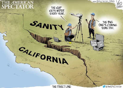 california sanity fault line big one coming earthquake