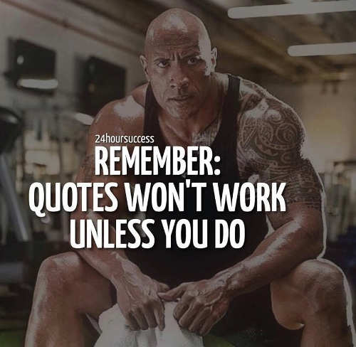 quote rock quotes wont work unless you do