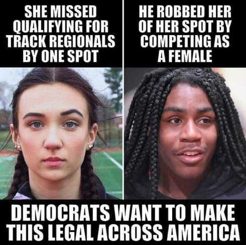 she missed qualifying track regionals by one spot democrats what this to be legal across america