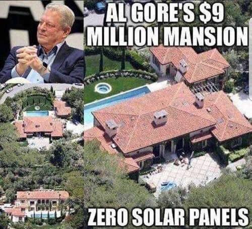 al gores 9 million mansion 0 solar panels