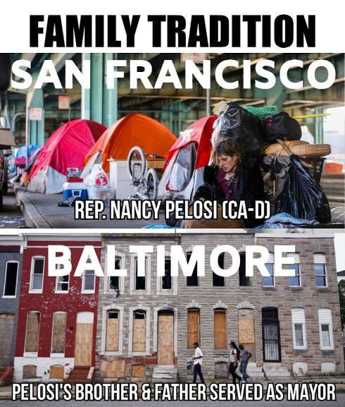 family tradition pelosi san francisco brother father mayors baltimore