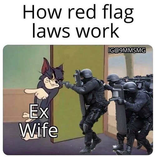 how red flag laws work ex wife swat team tom jerry