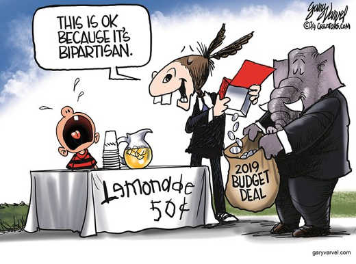 that is ok kid 2019 budget deal is bipartisan